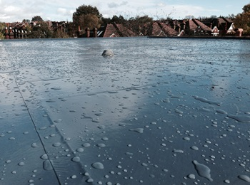 Asphalt Waterproofing specialists for roofs in London
