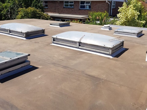 Flat Roofing Specialist in London