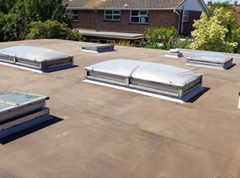 Flat Roofing specialists in London