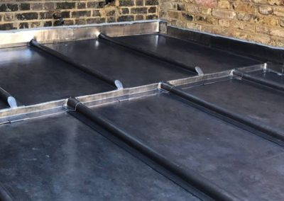 Lead roofing contractor in London