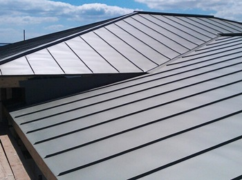 Zinc Roofing specialists in London
