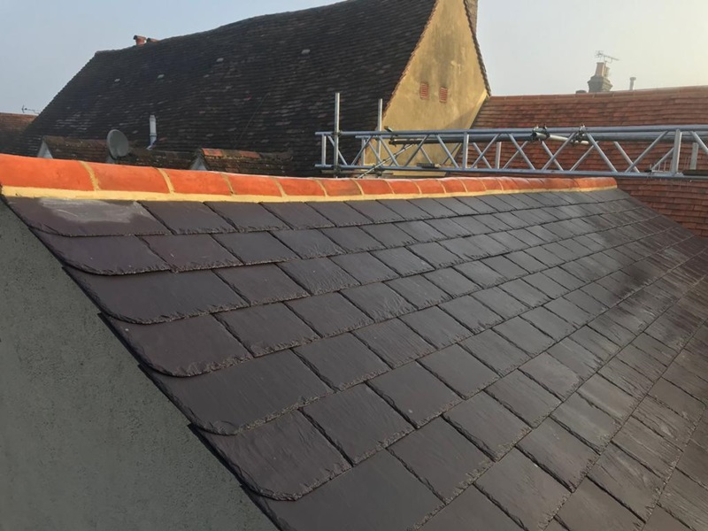 Completed Roof in London